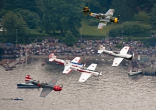 Windermere air show 2011