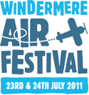 Windermere air show festival 2011 - Tickets